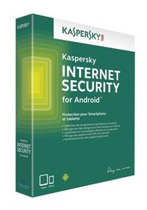 Image sur Kaspersky Internet Security pour Android (Mise à jour)
