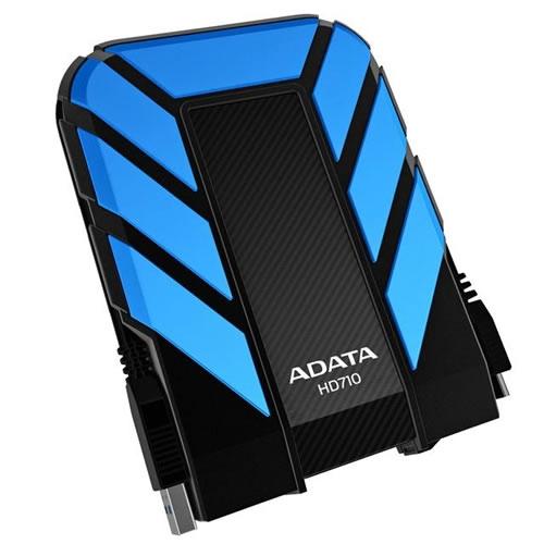 "Image sur ADATA HD710 USB3 2.5""HD bleu 1To Waterproof"